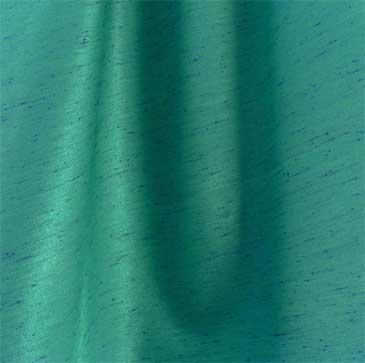 Silk Glo Peacock Green Online Discount Drapery Fabrics