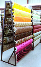1000 Ideas About Fabric Display On Pinterest Photo