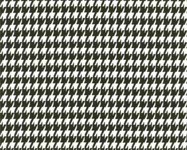 Small Houndstooth Black White Fabric Best Fabric Store