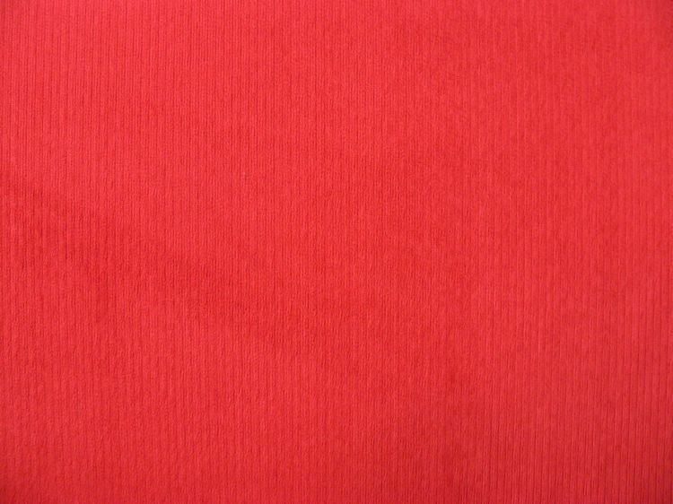 Polo Suede Red Fabric | Best Fabric Store