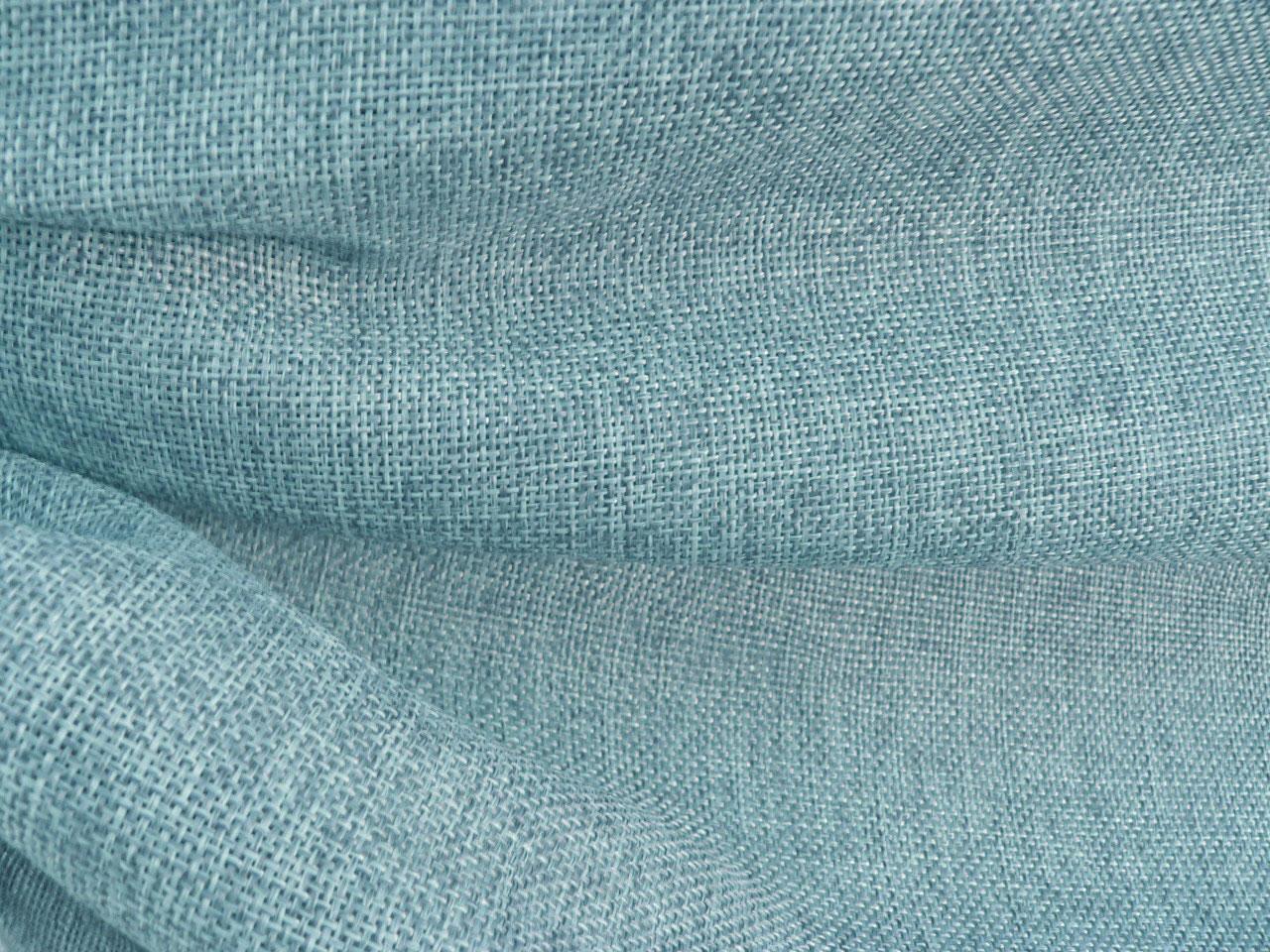 Vintage Linen Burlap Baby Blue Fabric Best Fabric Store