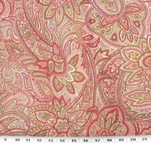 Tanicia Paramount Bouquet Fabric Best Fabric Store