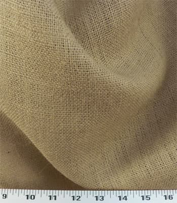Colored burlap idaho potato online discount drapery for Colored burlap fabric