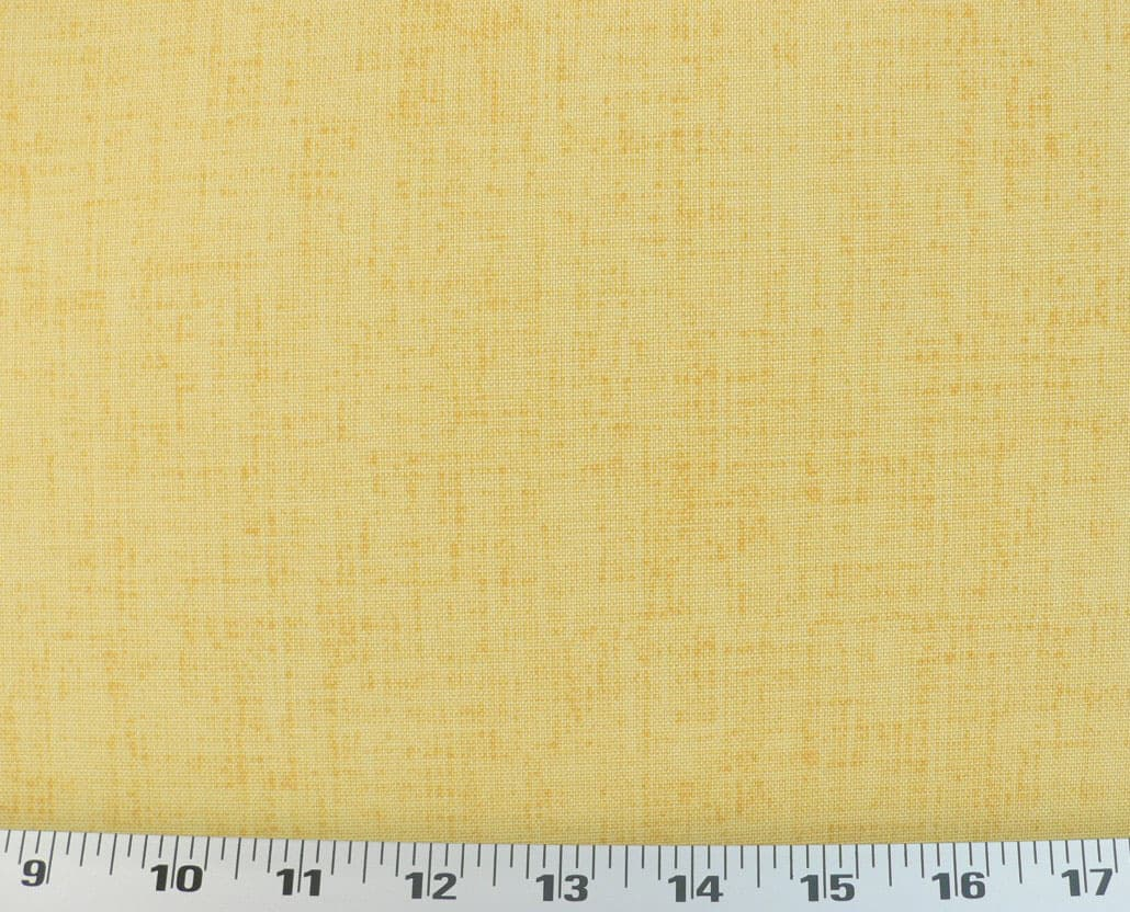 Baja Linen Lemon Fabric Indoor Outdoor Best Fabric Store