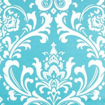 Ozborne Girly Blue Twill Fabric