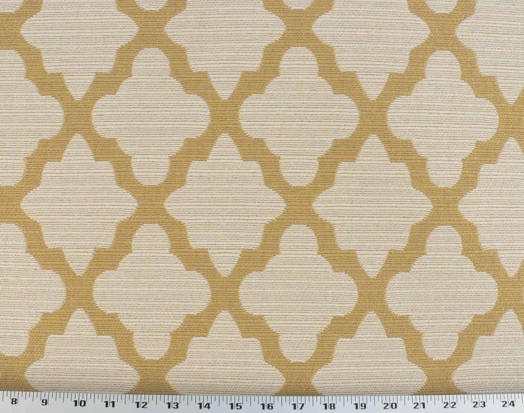Casablanca Geo Citrine Fabric Best Fabric Store
