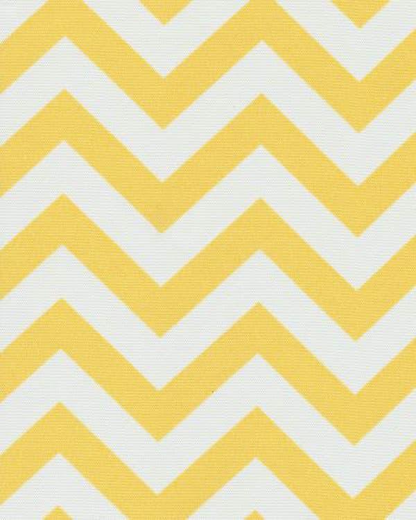 Chevron Yellow - Indoor/Outdoor   Best Fabric Store   Online ...