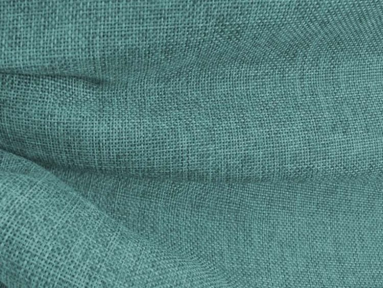 """Sold by the yard Polyester Vintage Linen Look SEAFOAM  Fabric 60/"""" W"""