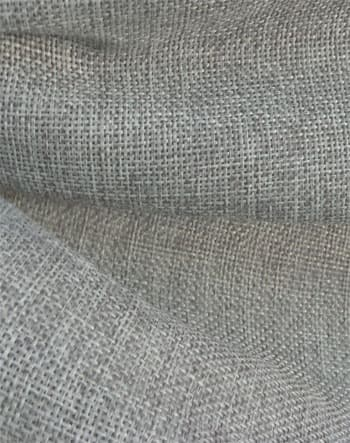 vintage linen burlap silver