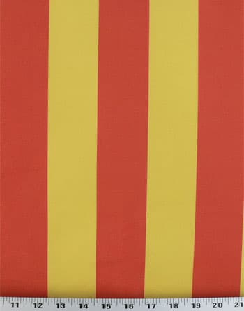 Remnant Wide Stripe Yellow