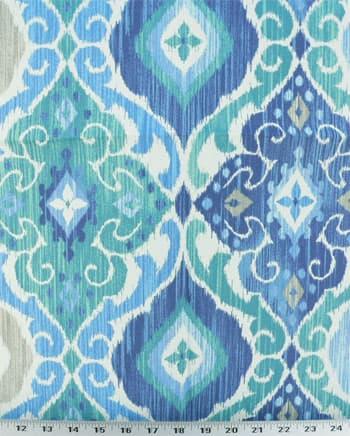 Fresca Cobalt - Indoor / Outdoor | Best Fabric Store | Online ...