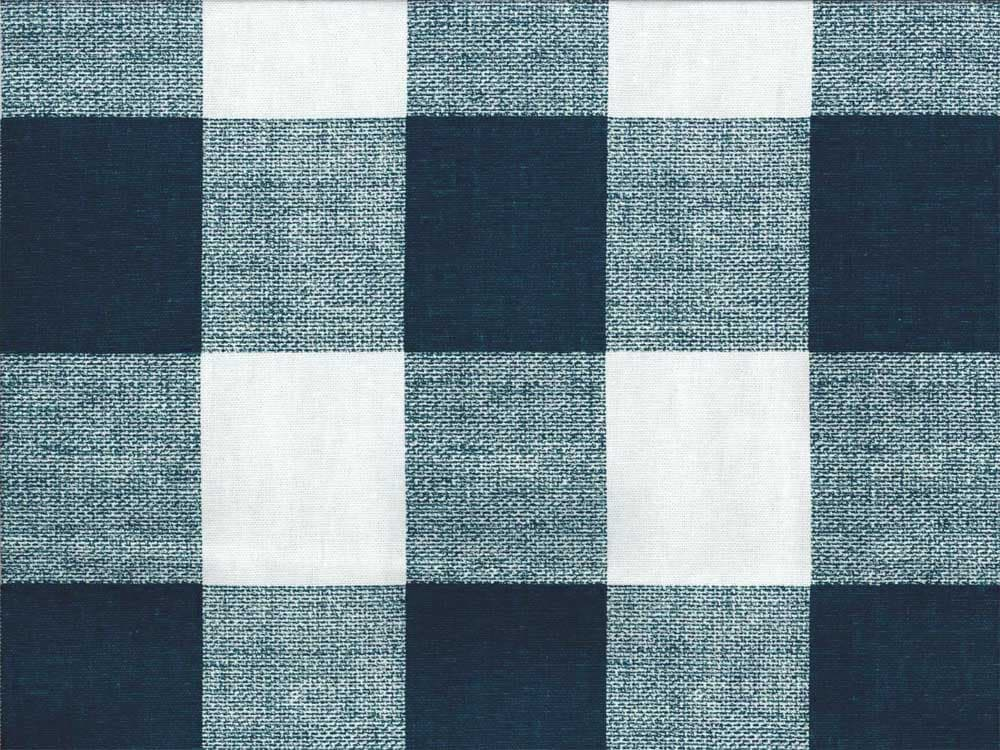 Italian fabric Plaid linen cotton fabric by the yard