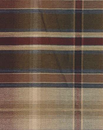 Lauren Cinnamon Plaid Upholstery Fabric Ships Separately Best