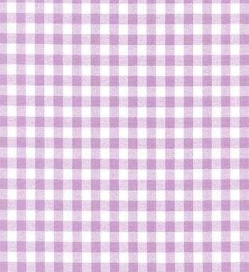Gingham Fabric Lilac 1 4 Quot Best Fabric Store