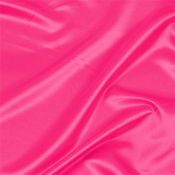 Bridal Satin Hot Pink Fabric Best Fabric Store Online