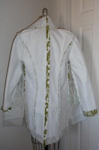 Jacket interlining