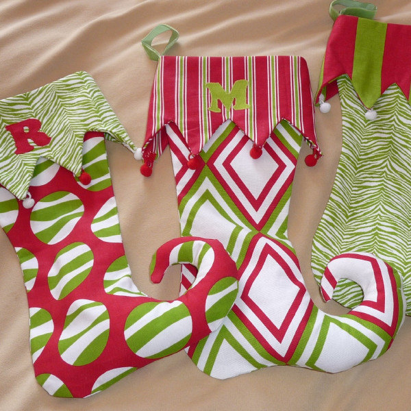 Funkify your Christmas stockings « Best Fabric Store Blog