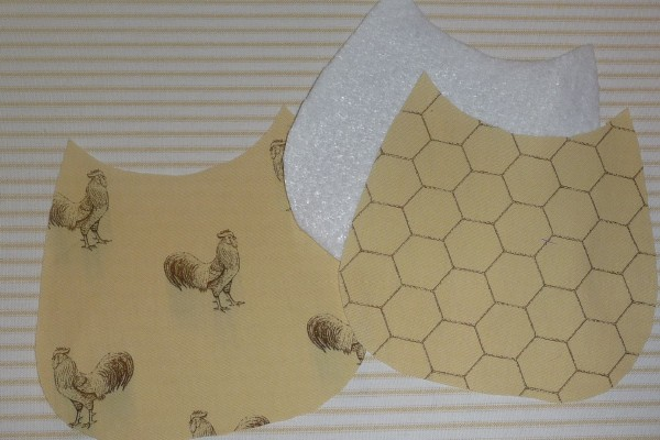 Chicken Or The Egg Quilted Potholder Tutorial Best Fabric Store Blog
