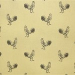 Rooster fabric (RORYEK)
