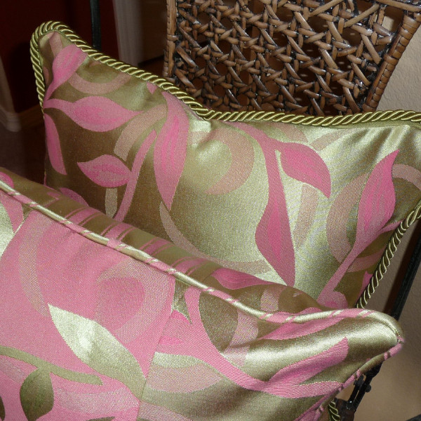 Learn About Pillow Trims Blog Drapery Amp Upholstery