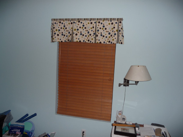 Quick And Easy Pleated Window Valance Best Fabric Store Blog