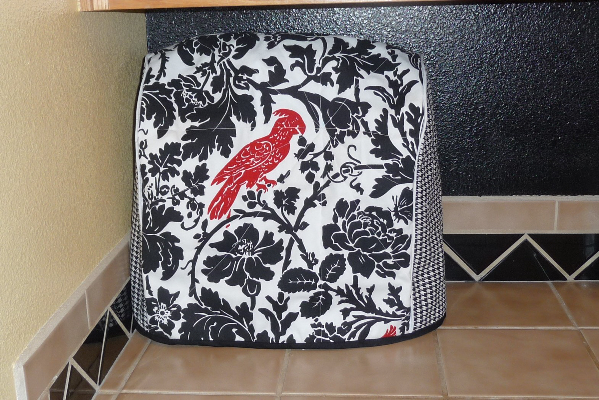 Kitchenaid mixer cover - Best Fabric Store Blog