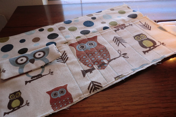 Knitting Needle Roll Tutorial Best Fabric Store Blog