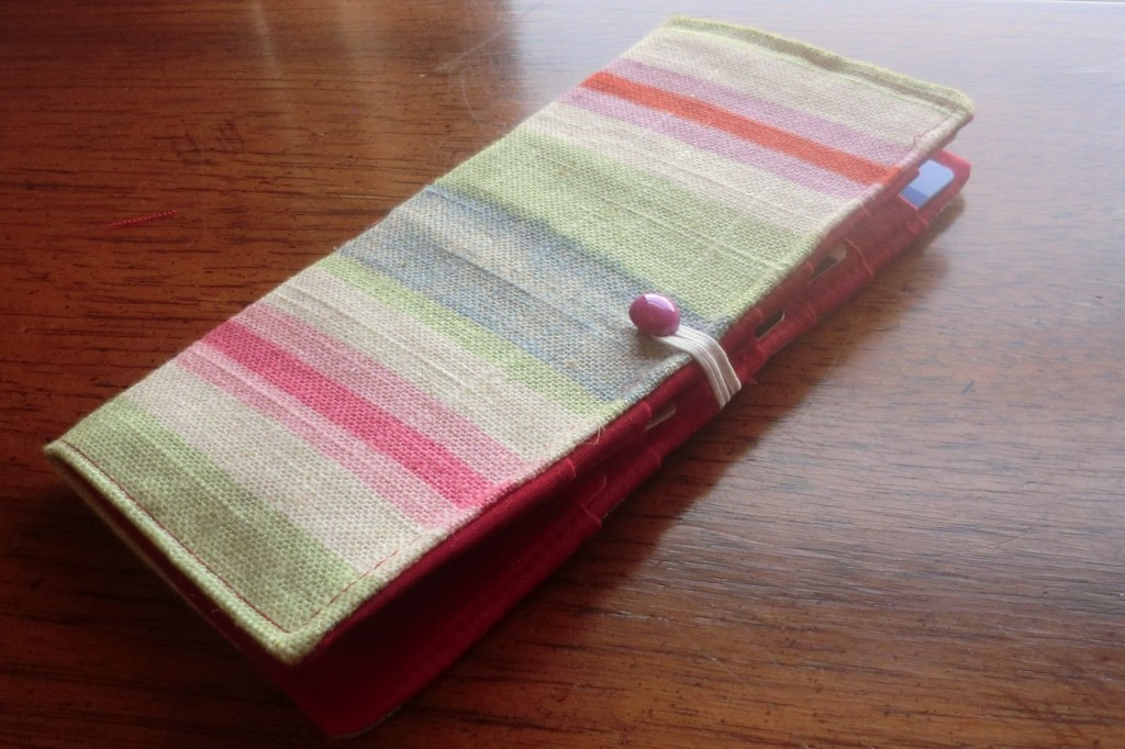 Loyalty Credit Card Holder Pleated Method Best Fabric