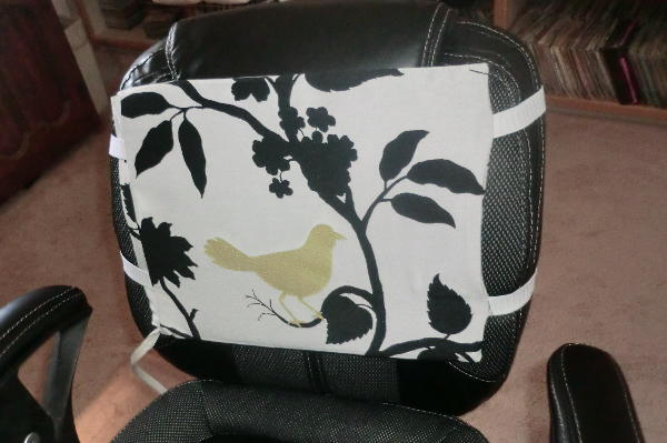 Chair Back Heating Pad Best Fabric Store Blog