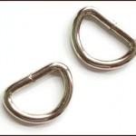 """1"""" D-rings (2)"""