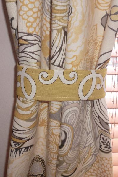 Target Shabby Chic Curtains Bows Curtain Tiebacks