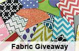 Fabric giveaway 2