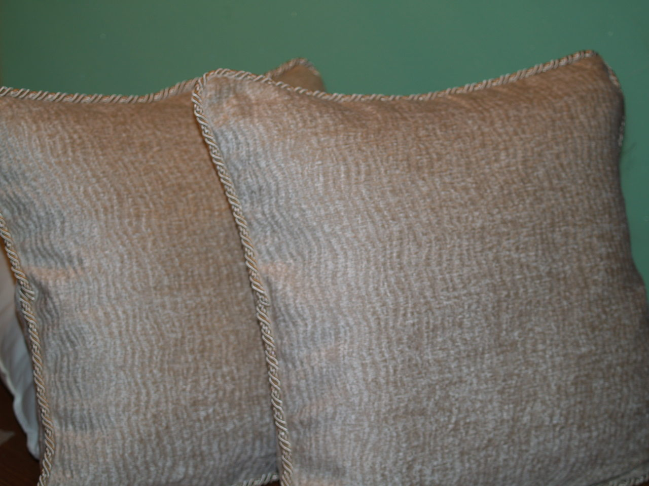 Let S Make A Throw Pillow With Designer Cord Best