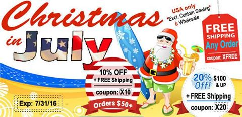 Christmas In July Images Free.Christmas In July Best Fabric Store Blog