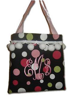 custom handbags and diaper bags